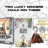 Win a coloring book!