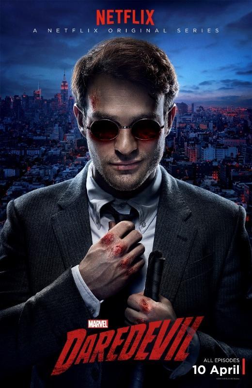 Netflix Daredevil Poster