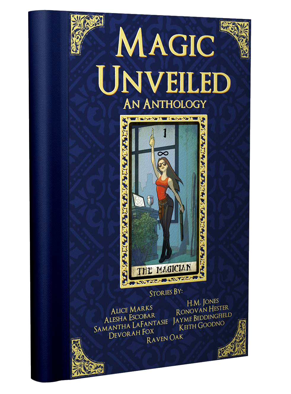 Magic Unveiled Anthology