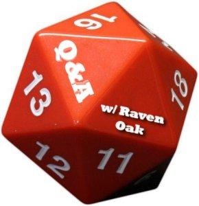 D20 Q&A w/ Raven Oak