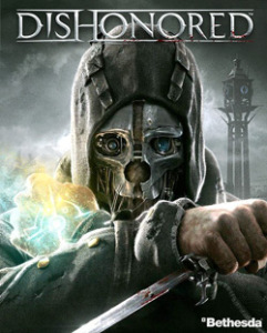 Dishonored Video Game Cover