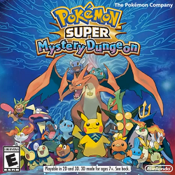 Pokemon Super Mystery Dungeon What I'm Playing