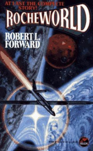 Flashback Friday: Rocheworld by Robert Forward Book Cover