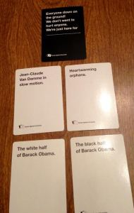 Cards Against Humanity funny cards