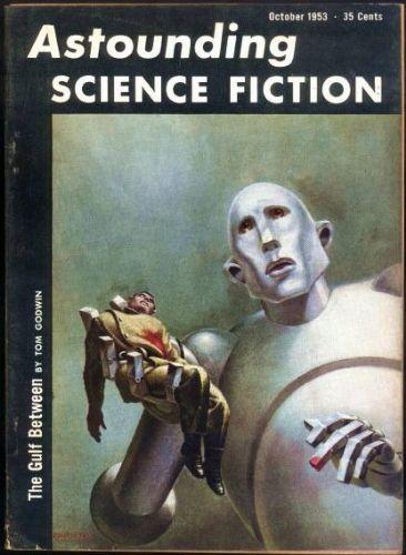 Astounding Science Fiction magazine cover