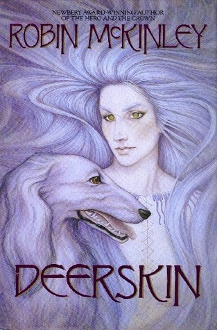Flashback Friday Deerskin by Robin McKinley