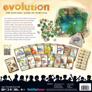 Evolution from NorthStar Games