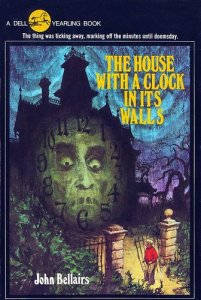 The House with a Clock in its Walls Book Cover