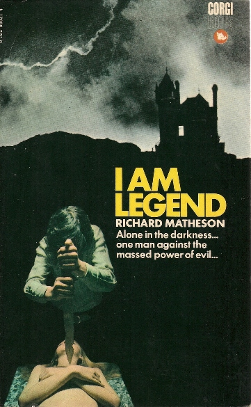 Book Cover Throwback: I am Legend