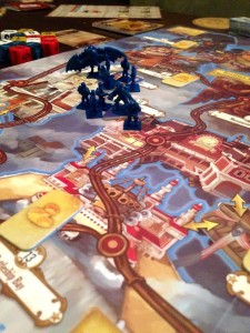 Monday Night Gaming: Bioshock Tabletop Board Game