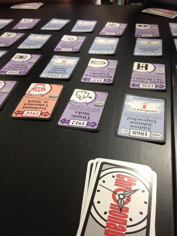 Monday Night Gaming: Chrononauts