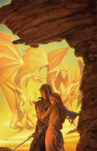 Dragon Prince by Melanie Rawn Book Cover