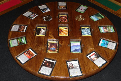 Lazy Susan for Dominion