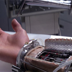 Prosthetic arm w/ carbon nanotubing via Luke Skywalker.