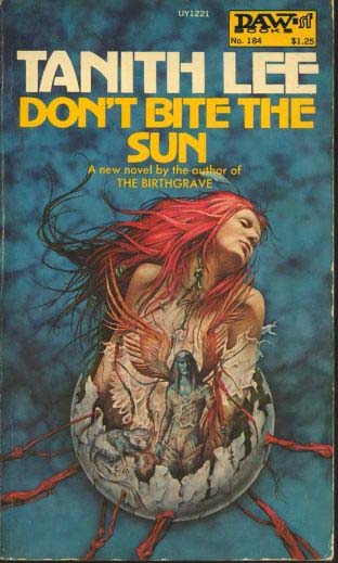 Don't Bite the Sun by Tanith Lee