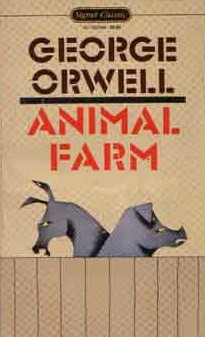 Book Cover Throwback: Animal Farm