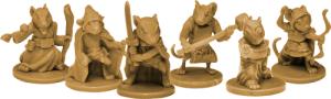 Mice and Mystics figurines