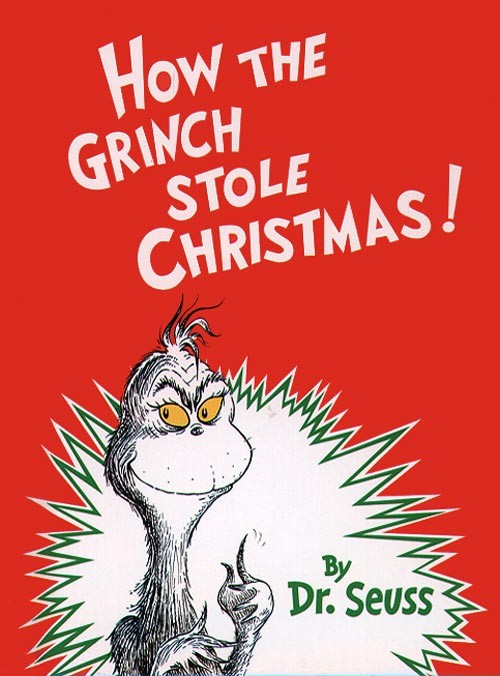Throwback Thursday How the Grinch Stole Christmas!