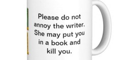 Writers kill