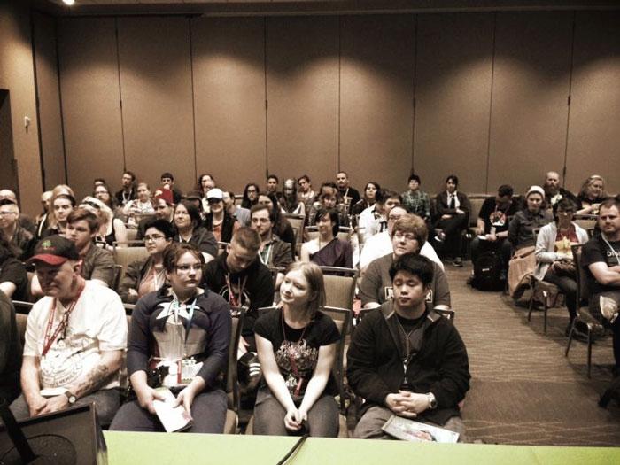 ECCC Wrap-Up I Need a Hero Panel Emerald City Comicon 2016