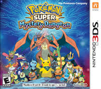 MNG: Pokemon Super Mystery Dungeon
