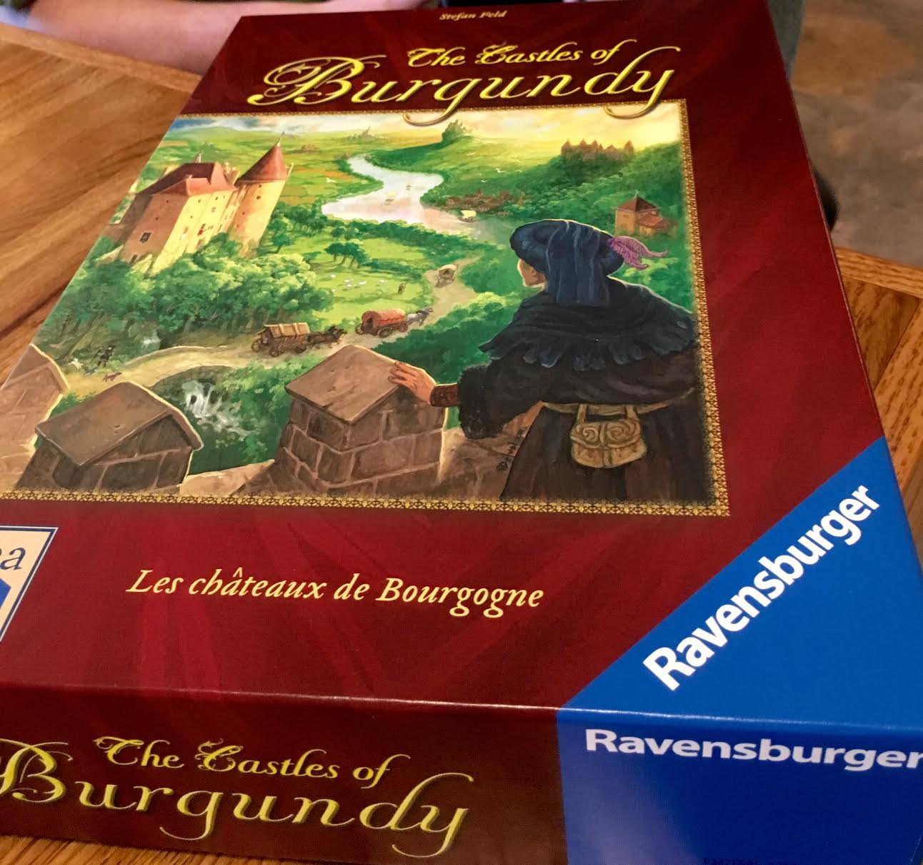 Monday Night Gaming MNG: The Castles of Burgundy Review