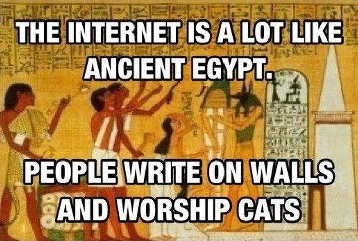 Cats Egypt