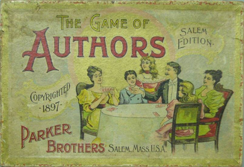 Game of Authors!