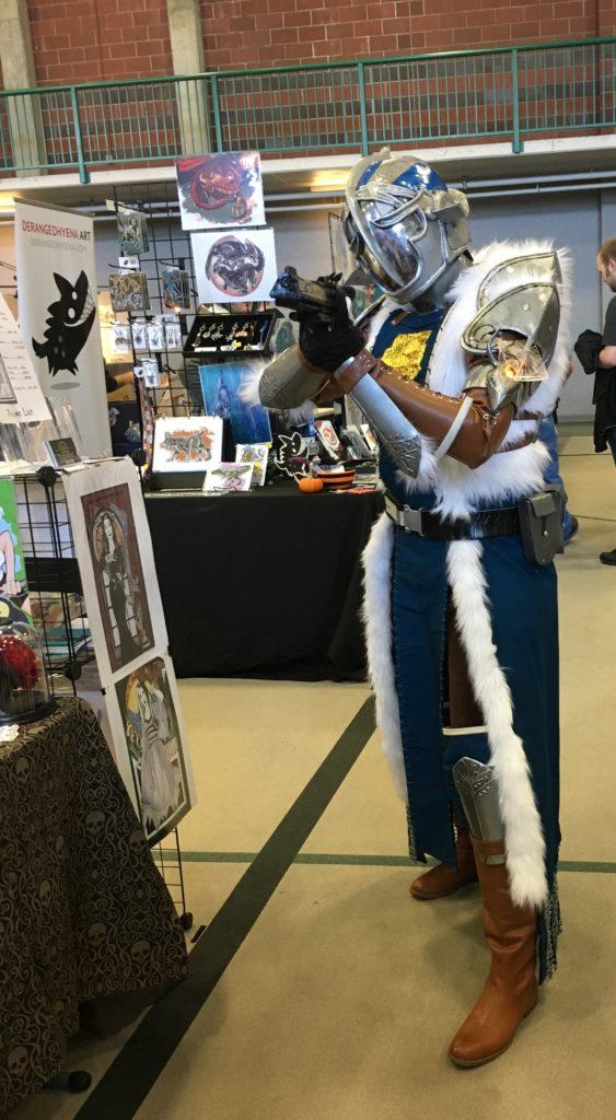 Destiny 1 cosplay