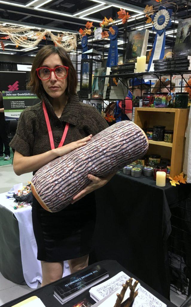 GGC 2017 Log Lady