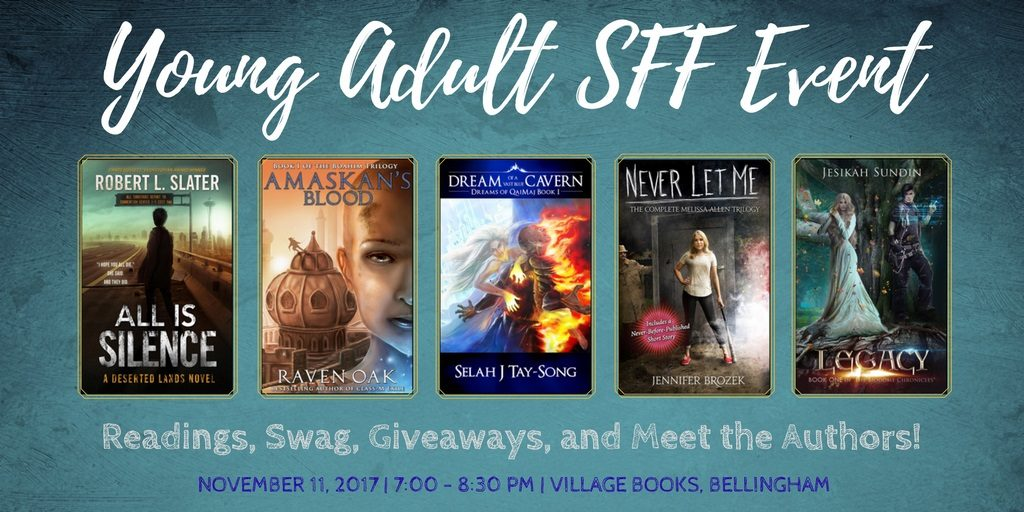 YA SFF Event at Village Books