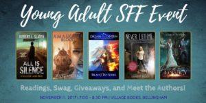 YA SFF Event at Village Books