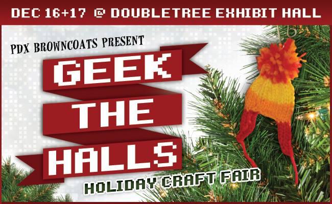 Geek the Halls