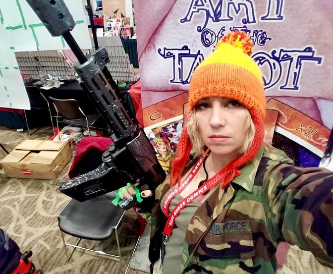 Firefly Jayne cosplay