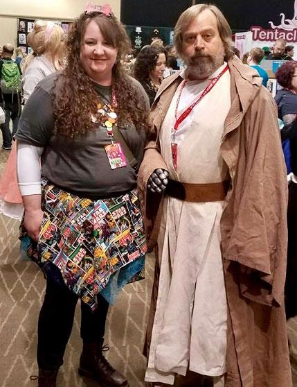 Jesikah and Luke