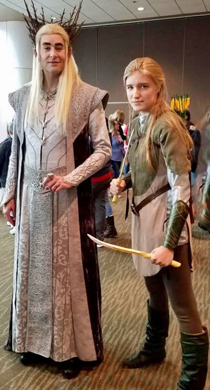 Lord of the Rings Cosplay