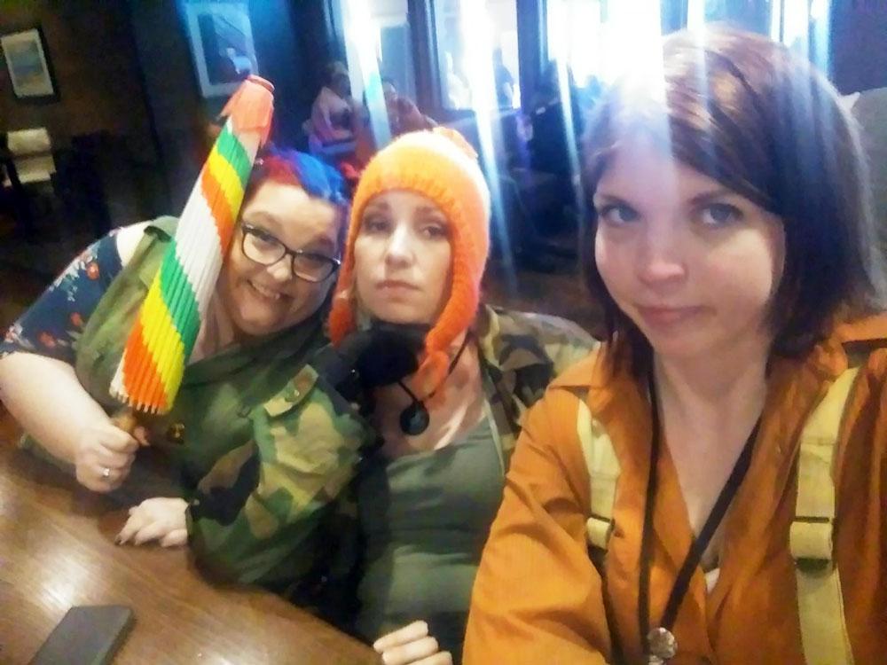 Firefly crew bar hop