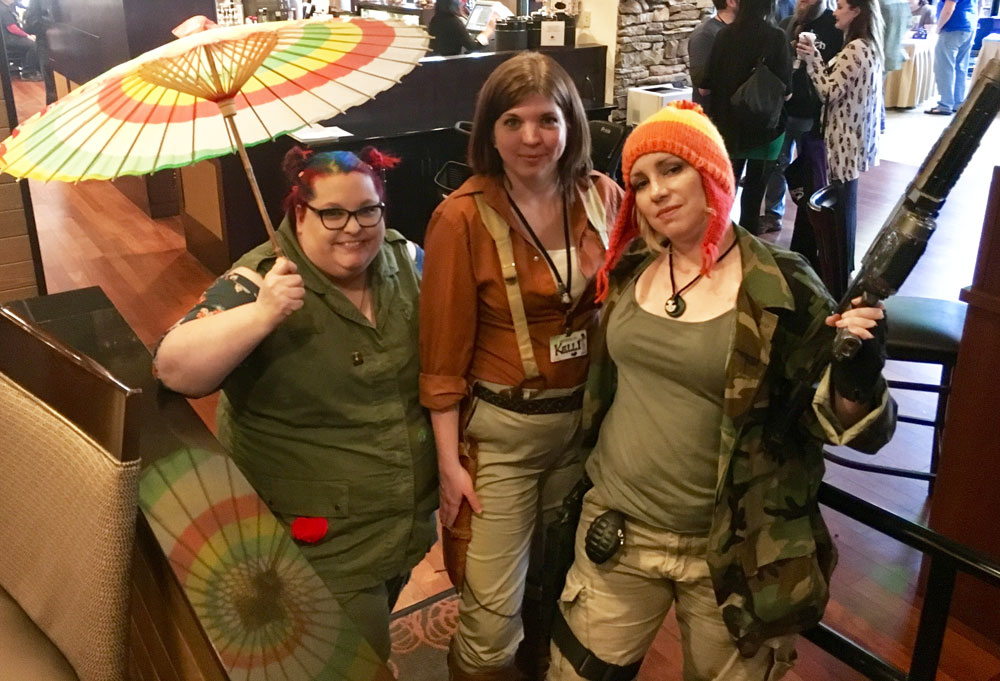 Firefly cosplay