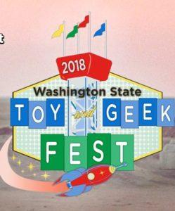 WA State Toy & Geek Festival