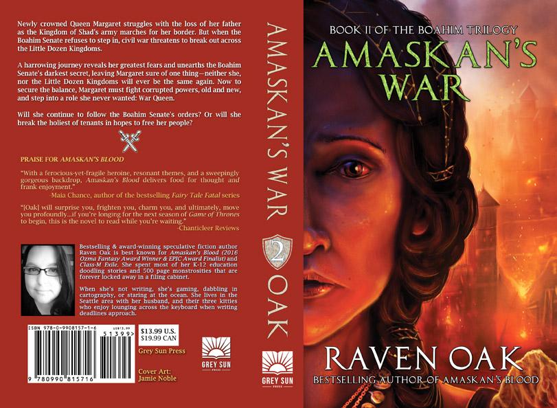 Amaskan's War Jacket