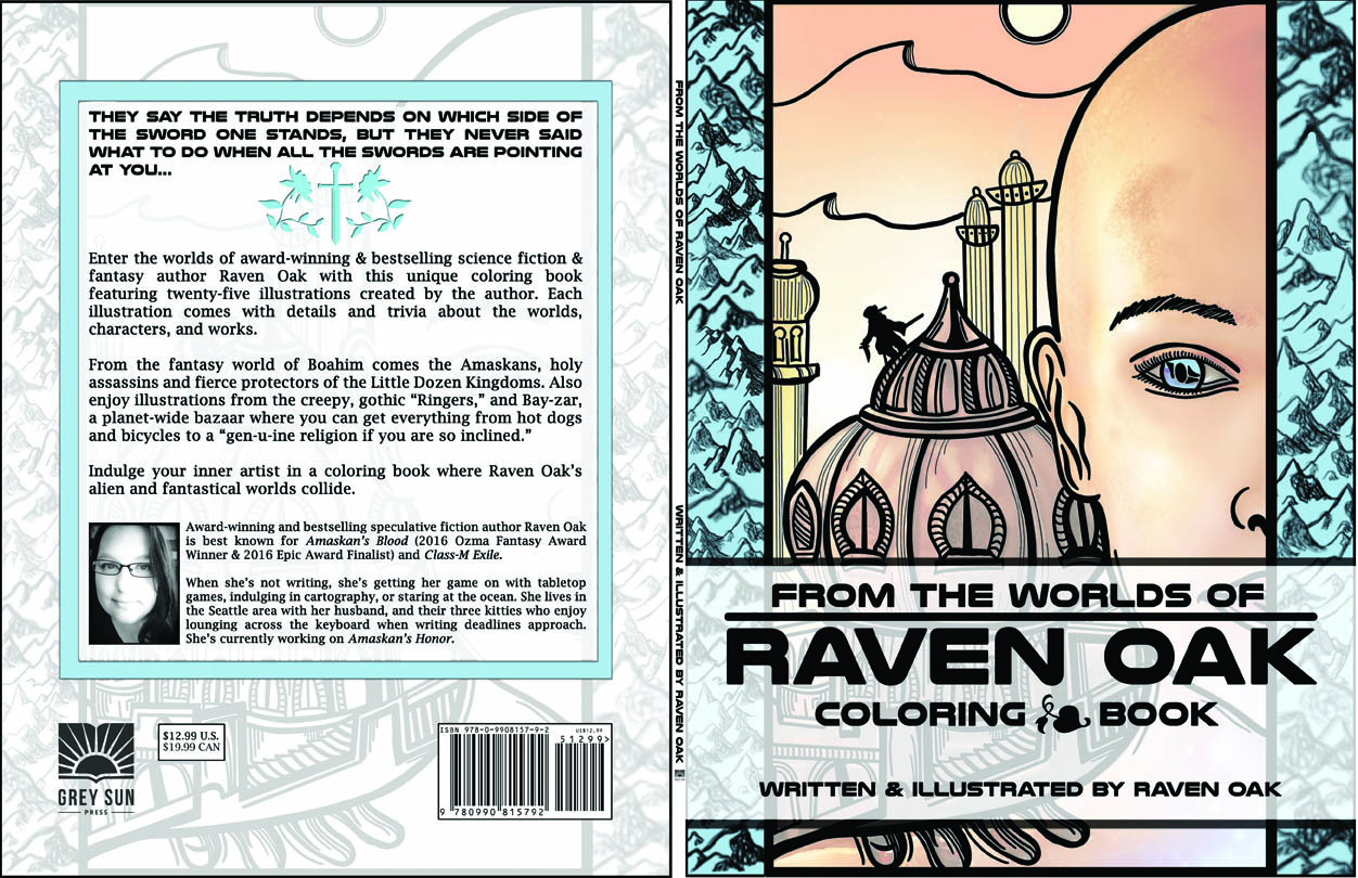 From the Worlds of Raven Oak