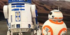 Lego Droids