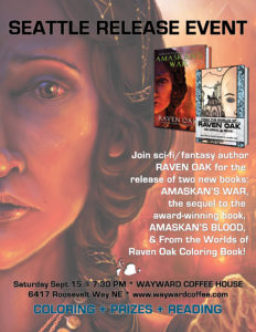 Book Release Party Details