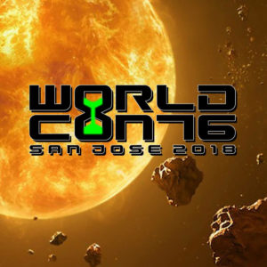 Worldcon 2018 Logo