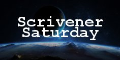 Scrivener Saturday Tips