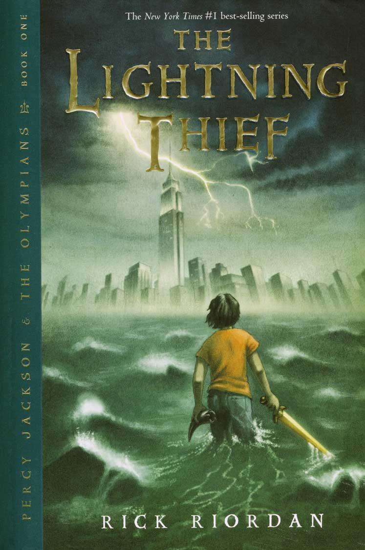 Throwback Thursday The Lightning Thief