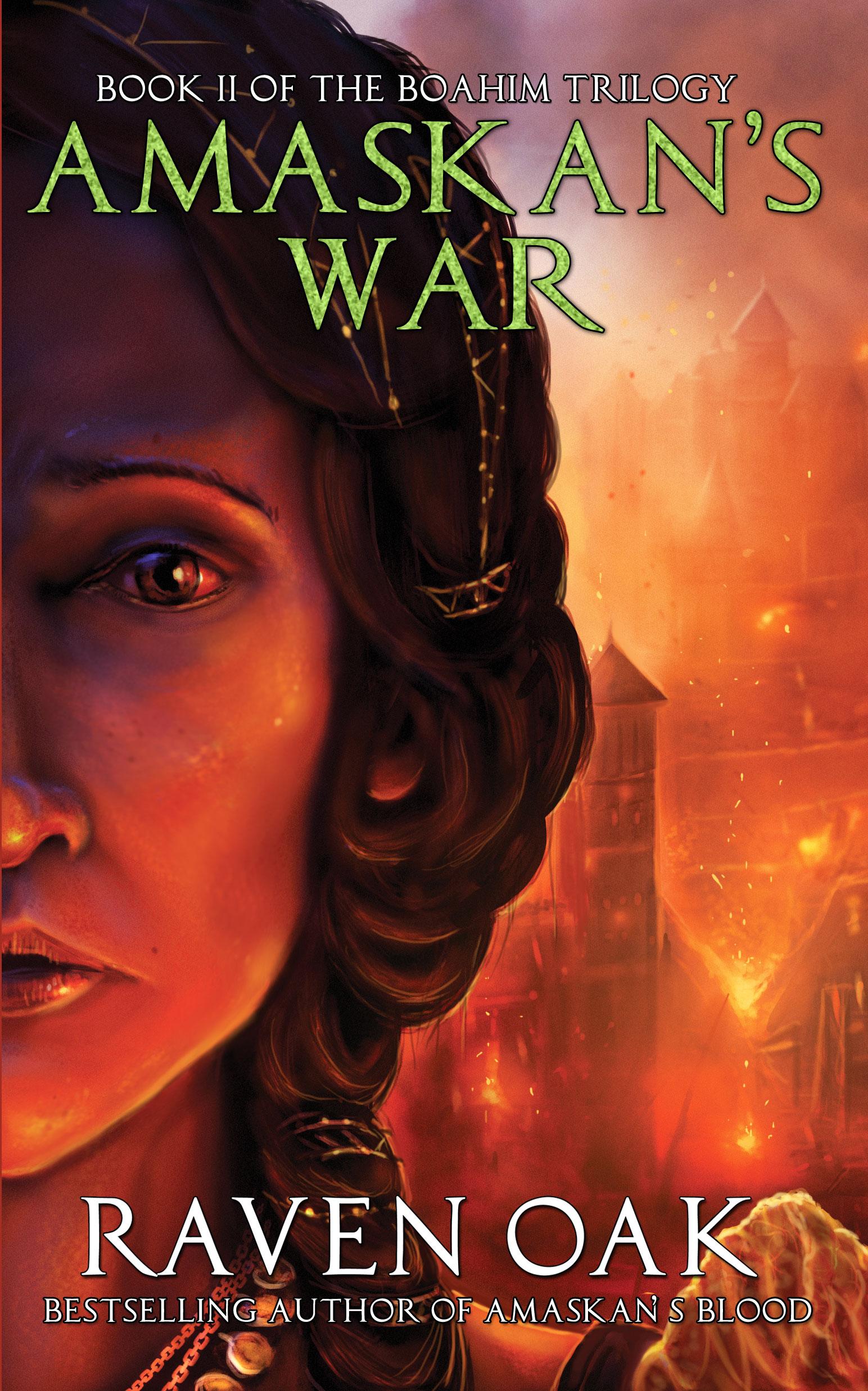 Amaskan's War